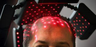 Low Laser Light Therapy